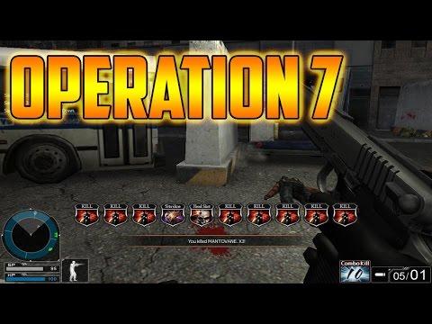 Operation 7 : Regreso y todos usan cash