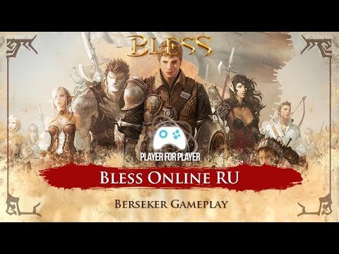[LIVE 🔴] Bless Online RU - Berseker Gameplay - Iniciando no game! Rumo ao End Game - Open Beta Russo