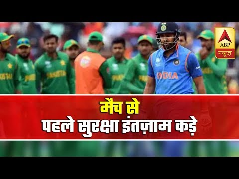 India Vs Pak: Security Guards Doubled Ahead Of Match | ABP News