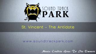 Twilight Breaking Dawn Part II 2012 SoundTracks (St. Vincent - The Antidote)