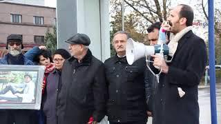 10 Ekim Ankara Katliamı'nın 38. ayında yaşamını yitirenler anıldı