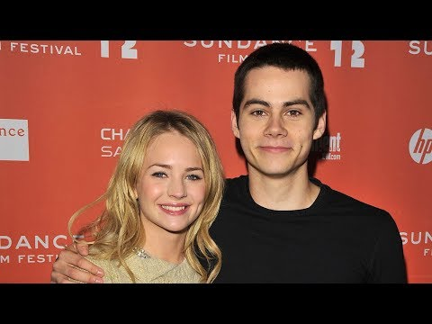 Dylan O'Brien Spills How GF Britt Robertson Helped Him Heal After Mazerunner Accident