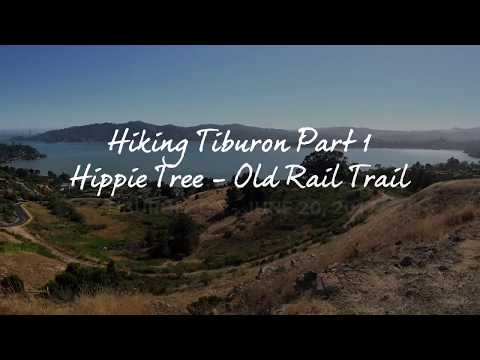 Hiking Tiburon Part 1 of 2 - Tiburon, CA