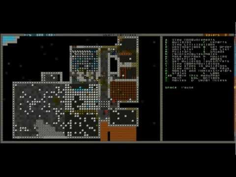 Russ Plays: Dwarf Fortress [003] - Buy, Sale, Trade, MIGRANTS!
