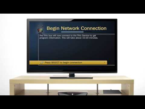 tivo series 2 hook up instructions