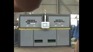 Автомат выдува ПЭТ 8 гнезд 9000 бвч(Оборудование предназначено для выдува ПЭТ (полиэтилентерефталат) бутылок различного назначения, которые..., 2012-03-28T03:05:18.000Z)