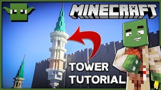 Minecraft Tower Tutorial