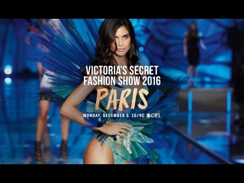 Victoria's Secret Fashion Show - full HD - Paris 2016