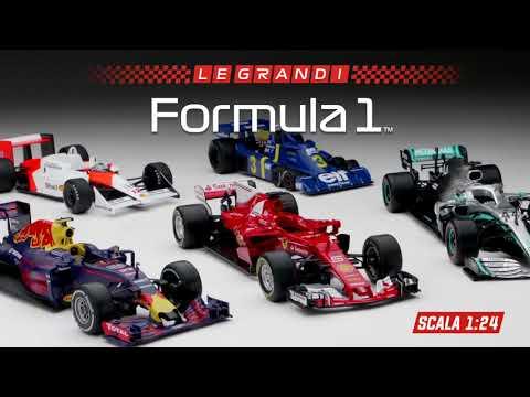 La Formula1 In 60 Modellini In Scala 1 24 Si Parte Con La Mclaren Di Senna Top Speed