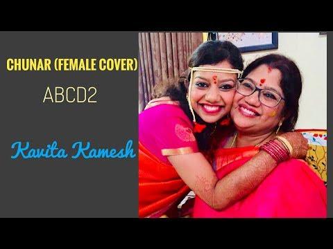 Maai teri chunariya / Chunar (female cover) by Kavita Kamesh