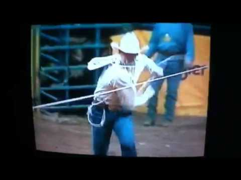 Roy Cooper Calf Roping