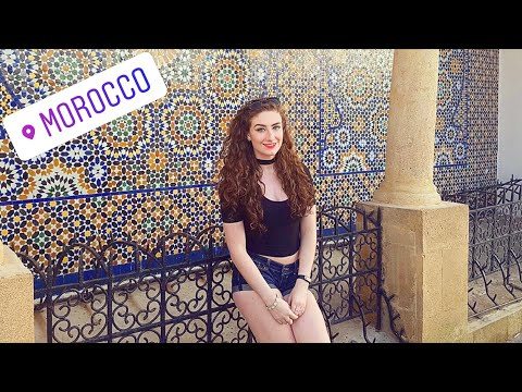 VISITING MOROCCO - 3 CITIES IN 3 DAYS! | Travel Vlog