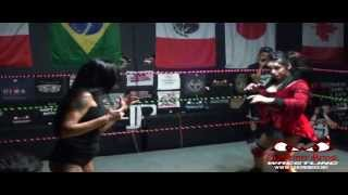 Shelly Martinez vs Mariah Moreno May 2013
