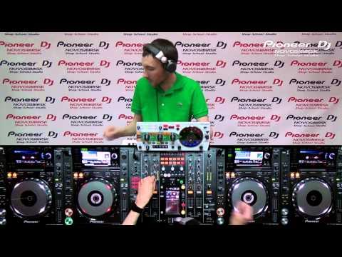 DJ Slam Duck (Nsk) (Techno/Trance) @ Pioneer DJ Novosibirsk