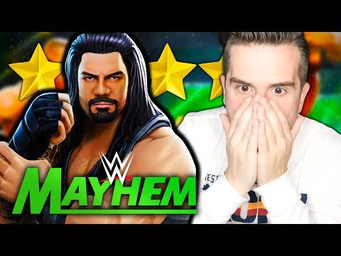 THE *BEST* WWE MOBILE GAME!! | WWE Mayhem