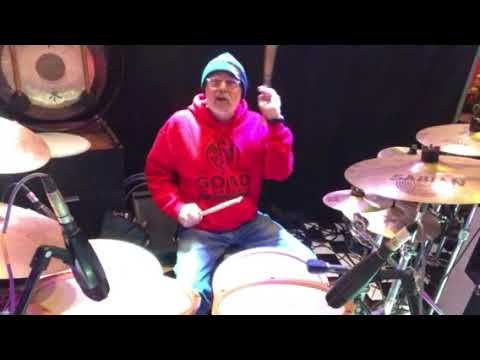 Larry Goad Drum Lesson One