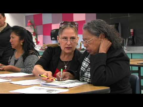 In Adult Ed Class, Immigrant Parents Pick Up Where They Left Off