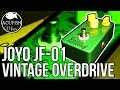 Joyo JF-01 Vintage Overdrive Demo   Best $30 Overdrive Pedal??