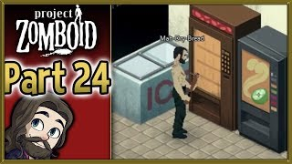 Project Zomboid Multiplayer Gameplay - Part 24 - Let
