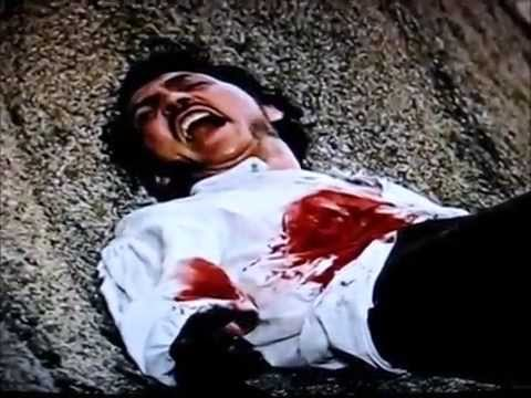 Jack Palance vs. Vince Edwards - best death scene in films #3