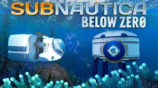 Subnautica Below Zero 10 | Mini Basis an der Insel | Gameplay thumbnail