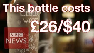 Would You Pay £26 For Bottled Water? Bbc News