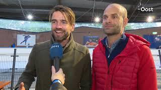 Feestelijke editie van de IJsselcup in Deventer: dertien foto's van topschaatsers onthuld