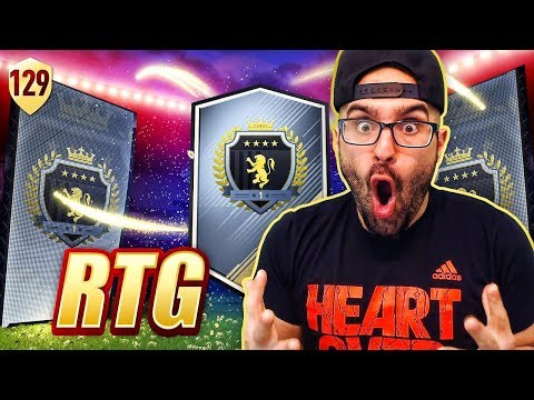 400,000 COIN PROFIT! ELITE 1 REWARDS!! FIFA 18 Ultimate Team Road To Fut Champions #129 RTG