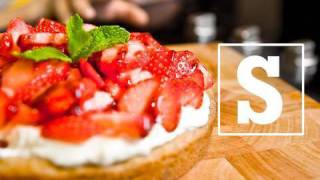 Strawberry Shortcake Recipe - Sorted