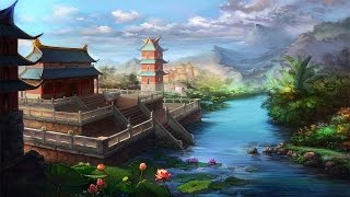 Chinese Instrumental Music - Bamboo Village