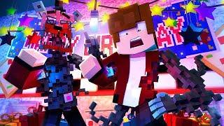 Minecraft FNAF 6 Pizzeria Simulator - SWITCHING BODIES! (Minecraft Roleplay)