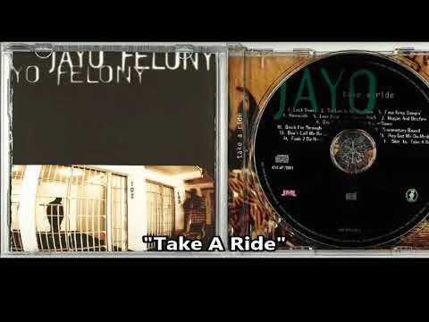 Jayo Felony feat P.O.P. & Tamika Dash -  Take A Ride (1995 San Diego, CA) GEE-FUNK RAP ¤DoPe¤