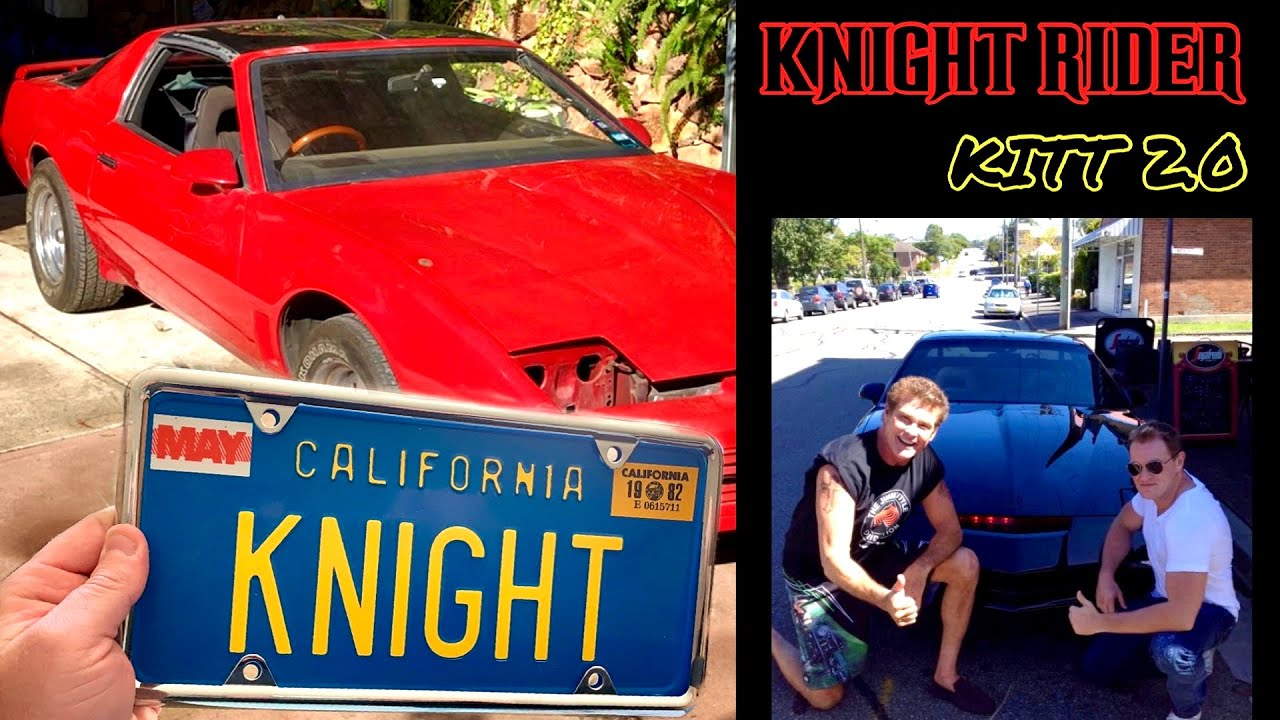 Knight Rider - KITT Project