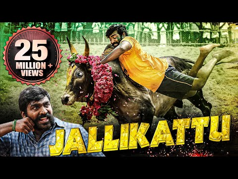 Jallikattu (Karuppan) 2018 New Released Full Hindi Dubbed Movie | Vijay Sethupathi, Bobby Simha