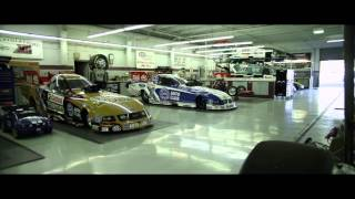 Take a Tour of John Force Racing Headquarters