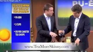 Best Tea For Weight Loss- Tea More Skinny