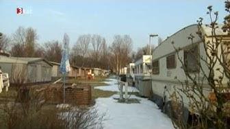Ein Winter im Wohnwagen Camping Alltag in der Westschweiz