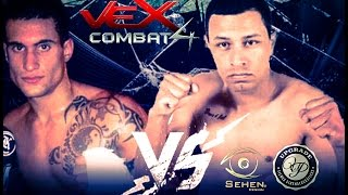 VEX COMBAT 4 - KAYNAN X JULIANO CARLSON - luta 03