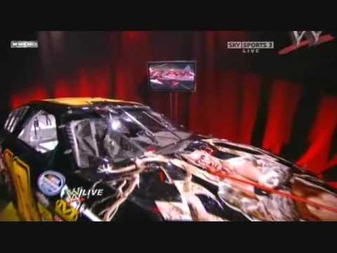 WWE RAW 10/26/2009: MVP & Mark Henry Vs The Legacy & Kofi ...