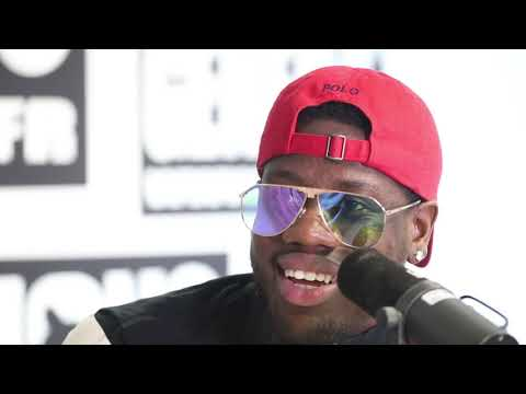 Franglish - Interview BalooShow : Son Album ''Monsieur'', Dadju, Sa Fille, ''Mama''...