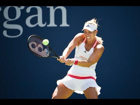 Jennifer Brady Vs Angelique Kerber | US Open 2020 Round 4