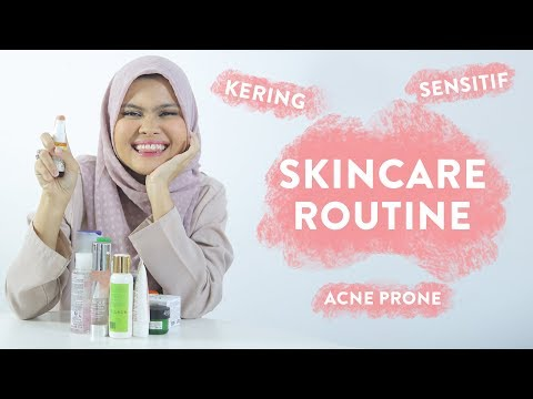 Skincare Kulit Kering Berjerawat | Annetta