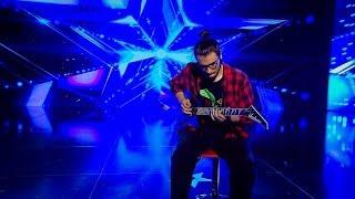 Ciupeste la coarda sensibila Alexandru Manole- Romanii au Talent