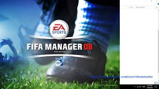 How to Play Fifa Manager 08 On Win 10
