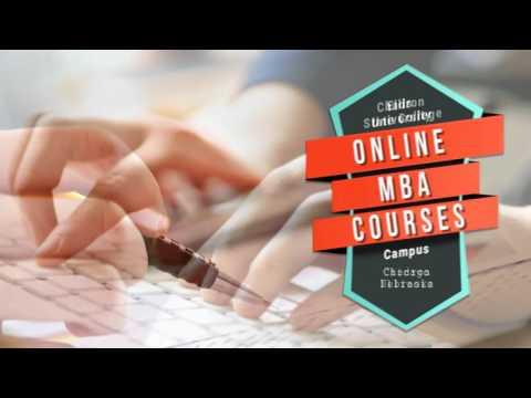 Harvard University MBA online degree