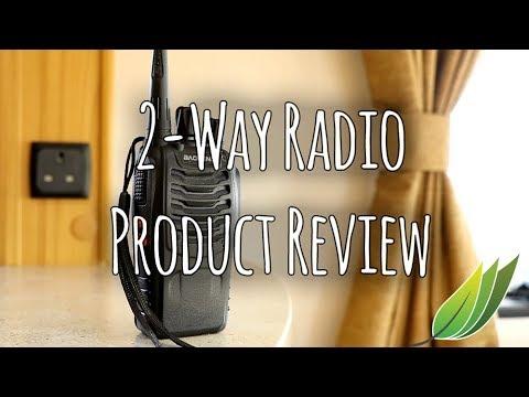 Baofeng BF-888S 2-way radio review
