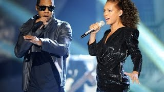 Скачать Jay Z Alicia Keys Empire State Of Mind Live Official Video