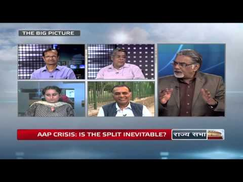 The Big Picture - AAP Crisis: ​Is the split inevitable now?