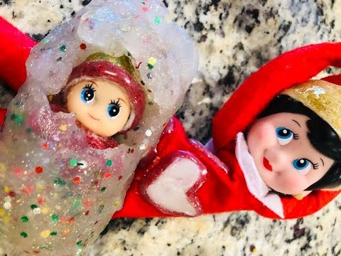 Elf on The Shelf DELIVERS A BABY LIVE