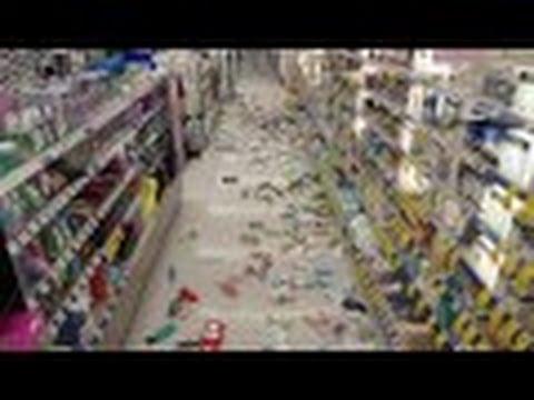 Powerful! 5.4 EARTHQUAKE Damage CALIFORNIA LA   3rd FULFILLMENT see 'DESCRIPTION'